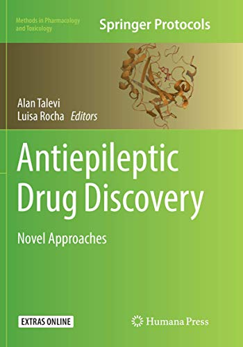 Antiepileptic Drug Discovery By Alan Talevi
