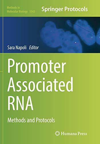 Promoter Associated RNA By Sara Napoli