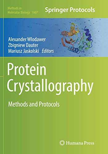Protein Crystallography By Alexander Wlodawer