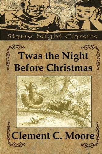 Twas the Night Before Christmas By Richard S Hartmetz