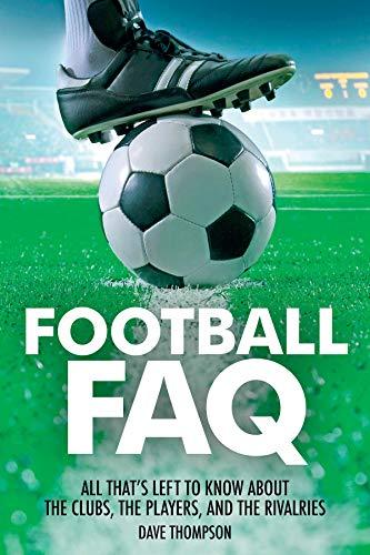 Football FAQ By Dave Thompson
