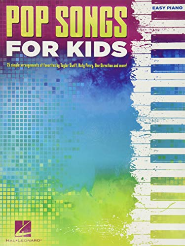 Pop Songs for Kids By Hal Leonard Publishing Corporation