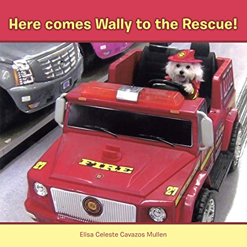 Here Comes Wally to the Rescue! By Elisa Celeste Cavazos Mullen