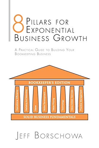 8 Pillars for Exponential Business Growth By Jeff Borschowa