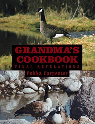 Grandma's Cookbook By Pukka Carpenter