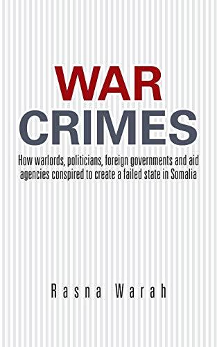 War Crimes By Rasna Warah