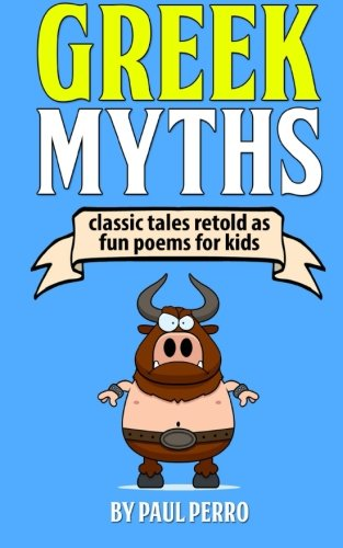 Greek Myths By Paul Perro