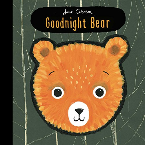 Goodnight Bear By Jane Cabrera