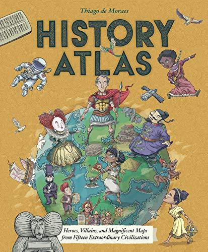 History Atlas von Thiago de Moraes
