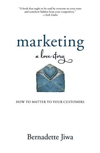 Marketing By Bernadette Jiwa