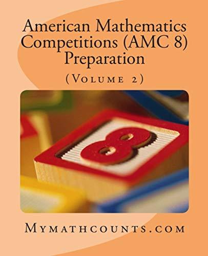 American Mathematics Competitions (AMC 8) Preparation (Volume 2) By Jane Chen
