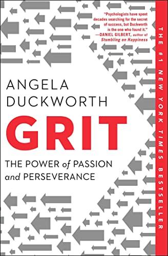 Grit von Angela Duckworth
