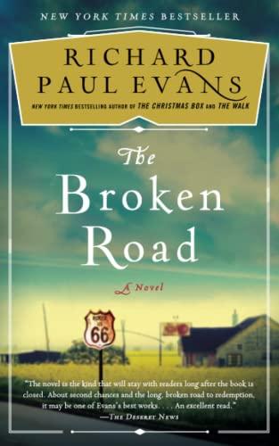 The Broken Road, Volume 1 By Richard Paul Evans