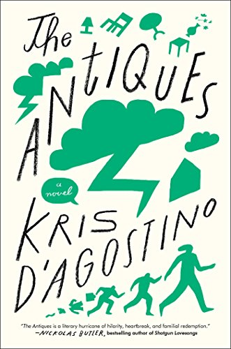 Antiques: A Novel By D'Agostino