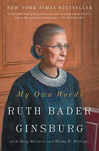 My Own Words von Ruth Bader Ginsburg