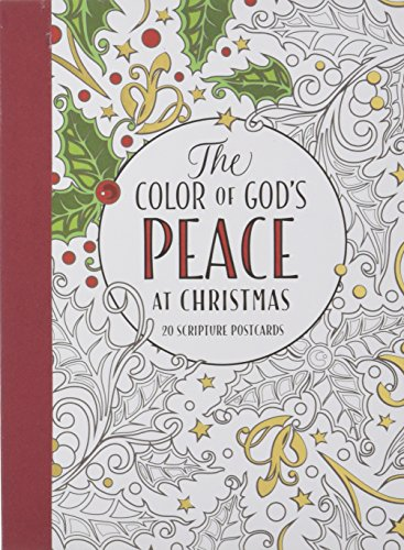 The Color of God's Peace at Christmas By Lisa Stilwell