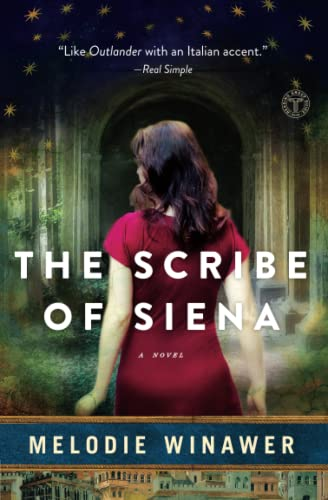 The Scribe of Siena By Melodie Winawer