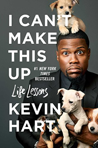I Can't Make This Up von Kevin Hart (University of Virginia USA)