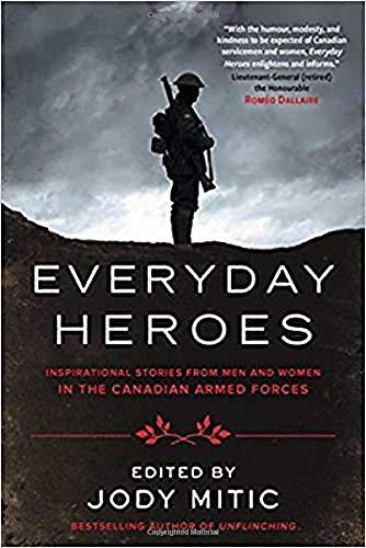 Everyday Heroes von Jody Mitic