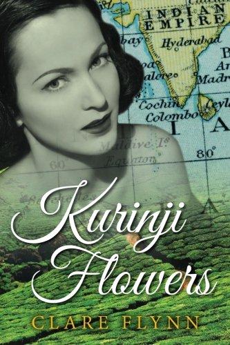 Kurinji Flowers By Clare Flynn (BA Hons, University of Manchester)