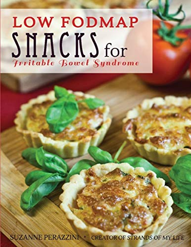 Low Fodmap Snacks for Irritable Bowel Syndrome By Suzanne Perazzini
