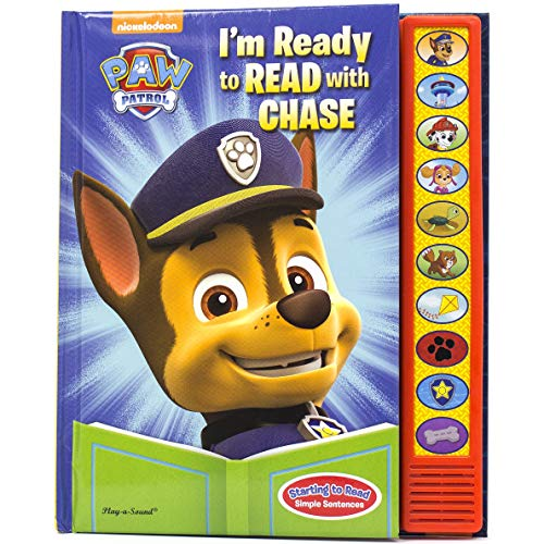 PAW Patrol - I'm Ready to Read with Chase By Other primary creator PI Kids