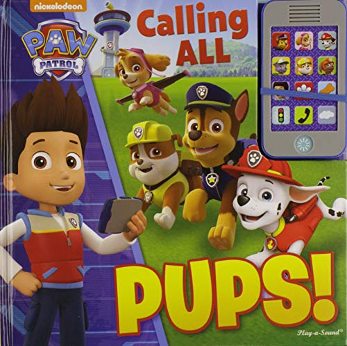 PAW Patrol Calling All Pups Cell Phone By Other primary creator PI Kids