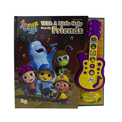 Beat Bugs Guitar Book OP By Other primary creator P I Kids