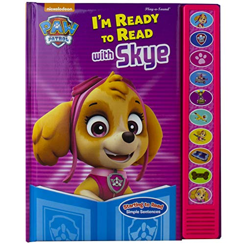 Paw Patrol Im Ready To Read With Skye By Other primary creator P. I. Kids