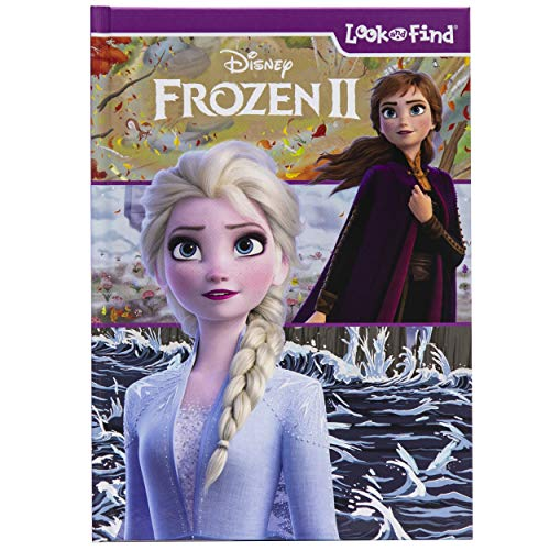 Frozen 2 Look & Find By Other primary creator P I KIDS