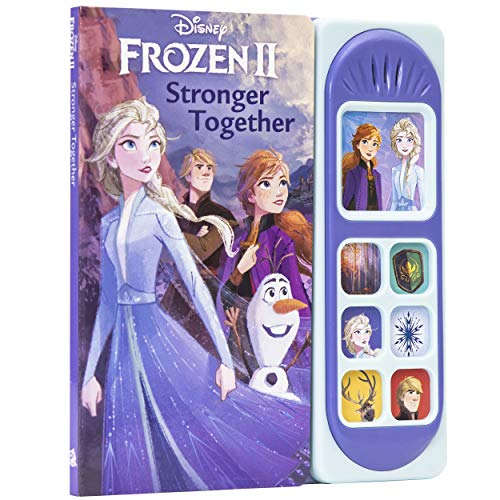 Frozen 2 Little Sound Book By Other primary creator PI KIDS