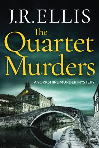 The Quartet Murders By J. R. Ellis
