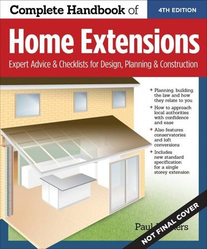 Complete Handbook of Home Extensions By Paul Hymers