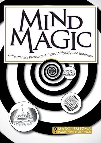 Mind Magic By Marc Lemezma