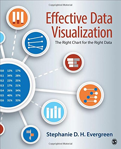Effective Data Visualization: The Right Chart for the Right Data by Stephanie D. H. Evergreen