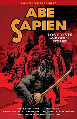 Abe Sapien: Volume 9 By Mike Mignola
