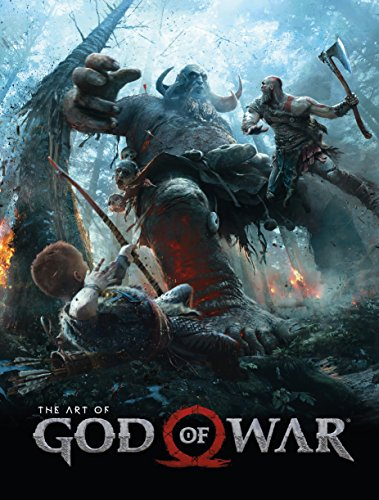 Art of God of War, The ; By Sony Computer Entertainment