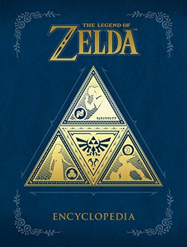 Legend of Zelda Encyclopedia, The ; By Nintendo