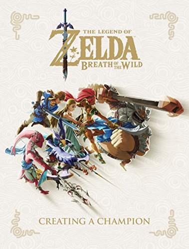 Legend Of Zelda, The: Breath Of The Wild - Creating A Champion By Nintendo