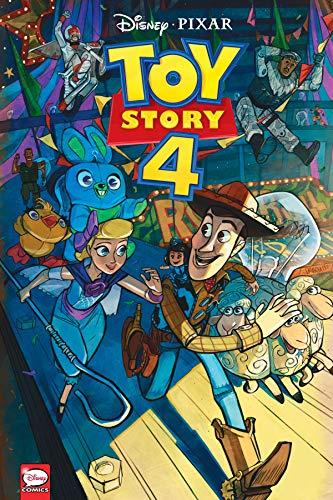 Disney-Pixar Toy Story 4 (Graphic Novel) By Haden Blackman