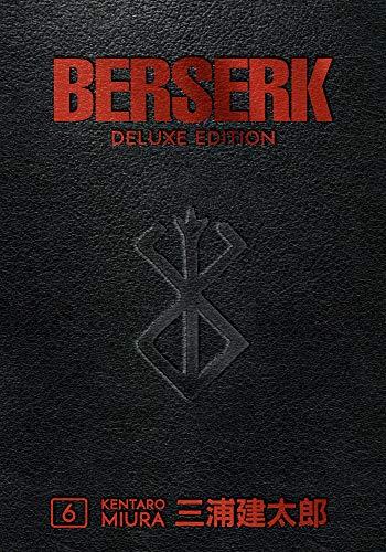 Berserk Deluxe Volume 6 By Kentaro Miura