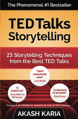 TED Talks Storytelling By Akash Karia