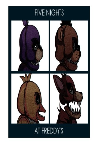 Five Nights at Freddy's By Christina Wallette