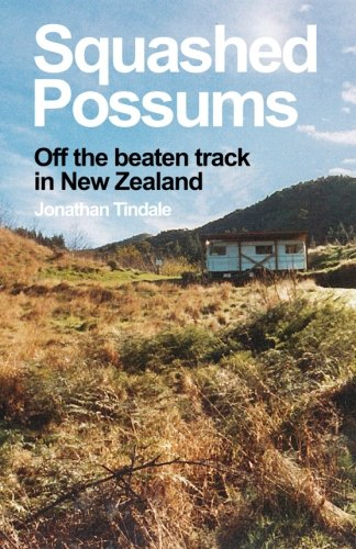 Squashed Possums By Jonathan William Tindale