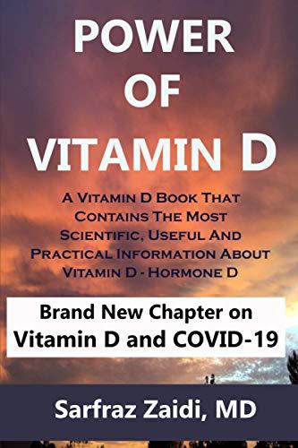 Power Of Vitamin D von Sarfraz Zaidi MD