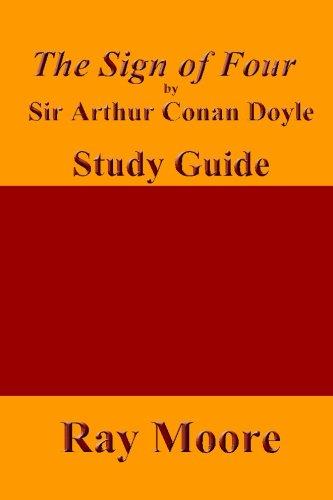 The Sign of Four by Sir Arthur Conan Doyle par Ray Moore M a