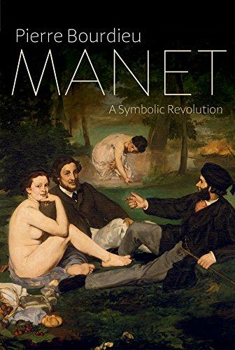 Manet By Pierre Bourdieu
