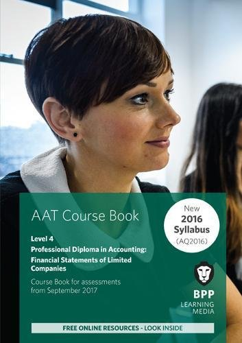 AAT Financial Statements of Limited Companies: Coursebook By BPP Learning Media