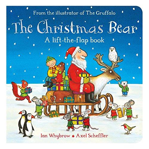 The Christmas Bear By Ian Whybrow