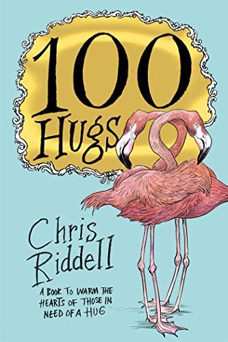 100 Hugs von Chris Riddell